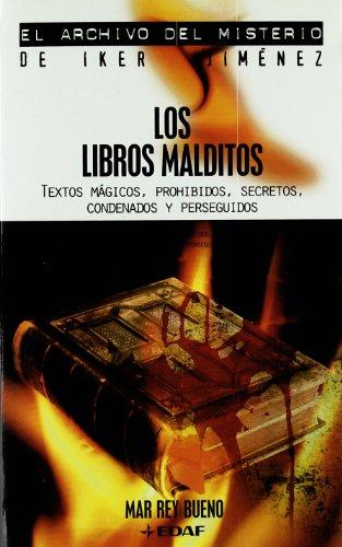 Libros malditos, los (Archivo Misterio Iker Jimen)