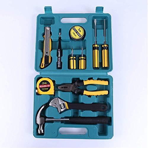 Caja de herramientas de reparación de automóviles Combinación sistema de herramienta de 32 piezas interfaz for pequeños trinquete Juego de llaves de coches Reparación de combinación de hardware Caja d