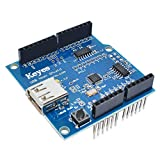 Gump's grocery USB Host Shield Support Google Android ADK & UNO MEGA Duemilanove 2560 Arduino