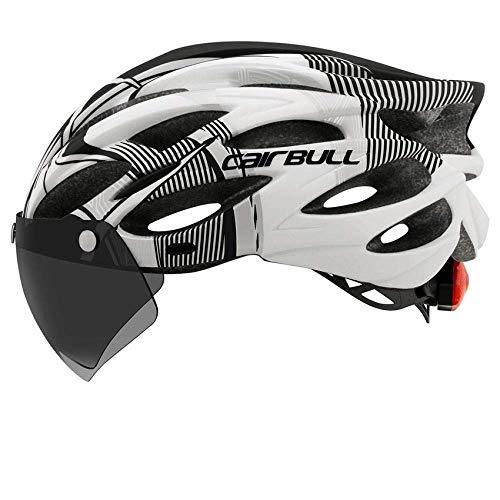 YingQ Bicycle Helmet Cascos De Ciclismo De Bicicleta Moldeados De Manera Integral...