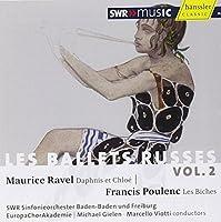 Ravel: Daphnis et Chloe / Poulenc: Les Biches (Les Ballets Russes, Vol. 2) (2008-05-13)