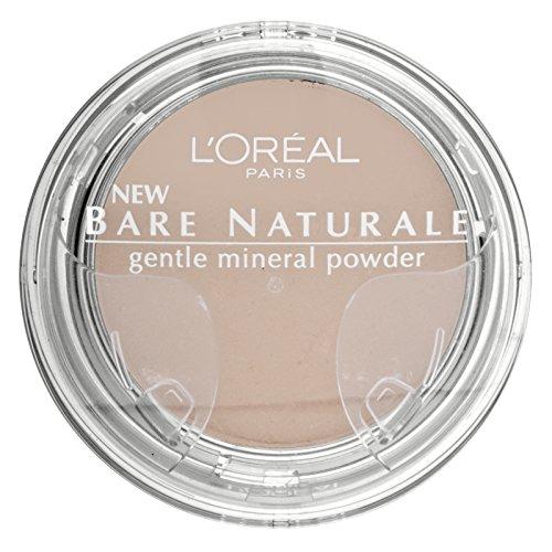 L'Oreal Bare Naturale Gentle Mineral Powder 416 Natural Beige