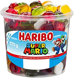 Haribo -Super Mario - 570g