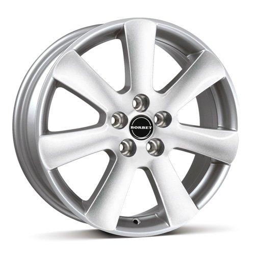 Borbet 405166500056660R150–A/A/0dB–Llantas de Aluminio de