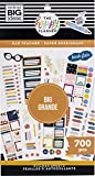 The Happy Planner Sticker Value Pack - Teacher Supplies - Rad Teacher Theme - Multi-Color - Great for Projects, Scrapbooks & Albums - 30 Sheets, 700 stickers Stickers Total