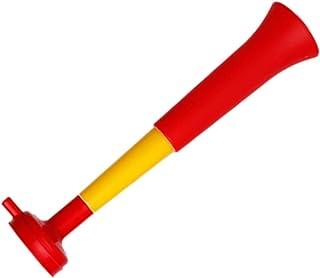 FUN FAN LINE - Pack x3 Trompetas Vuvuzela Dos cuerpos.