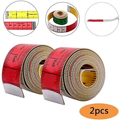 Color Aleatorio Lunji 1pc Cinta m/étrica 1.5/M Body Measuring m/étrica Costura