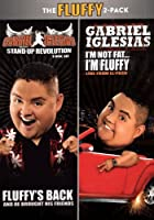 The Fluffy 2-Pack: Gabriel Iglesias Presents Stand-Up Revolution / I'm Not Fat... I'm Fluffy