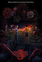 Stranger Things 3 - TV Show Poster (Season 3 - Regular Style) (Size: 24 inches x 36 inches)