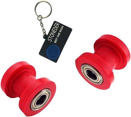 Flybloom Couvercle chrom/é cendrier en m/étal de Le cendrier de Serrage de Clip la Maison de Ktv,Rouge