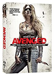 Supernatural horror revenge movie where a deaf girl is brutalized and seeks revenge.