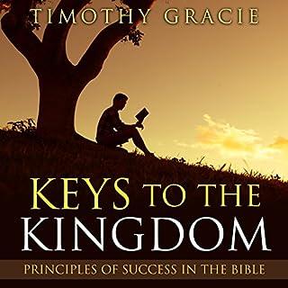 Keys to the Kingdom audiobook cover art