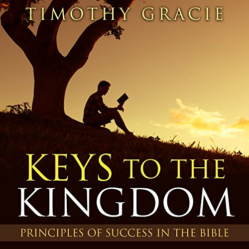 Keys to the Kingdom audiobook cover art