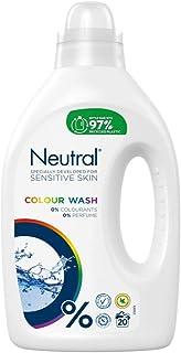 Neutral Wasmiddel Vloeibaar Color, 1000 ml