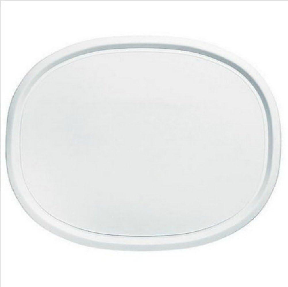 Corningware French White 2.5 Quart or Shallow 1.5 Quart Plastic Lid Cover