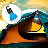 Acampar camping luces luces y linternas de luz recargable mini portátil de la linterna LED de la tienda bombilla de la lámpara de emergencia gancho de colgar la linterna impermeable for acampar 4 colo