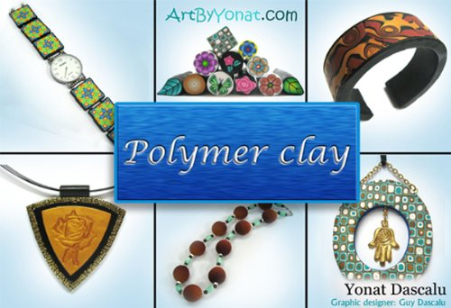 Polymer clay: All the basic and advanced techniques you need to create with polymer clay