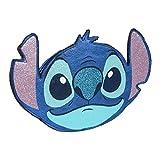 Artesania Cerda Cartera Monedero Disney Stitch, Mujer, Azul (Azul), 3x11x11 cm (W x H x L)