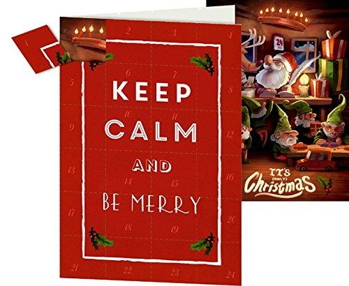 Mini-Adventskalender – Weihnachts-Countdown