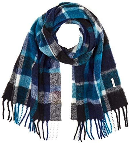 Maerz Damen Schal Mütze, Schal & Handschuh-Set, Blau (Bright Night 367), One Size (Herstellergröße:500)