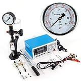 Outil commun d'essai multifonctionnel de testeur de conducteur de kit de test d'entraînement d'injecteur à rail commun, kit d'outils de testeur d'injecteur à rail commun