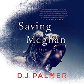 Saving Meghan audiobook cover art