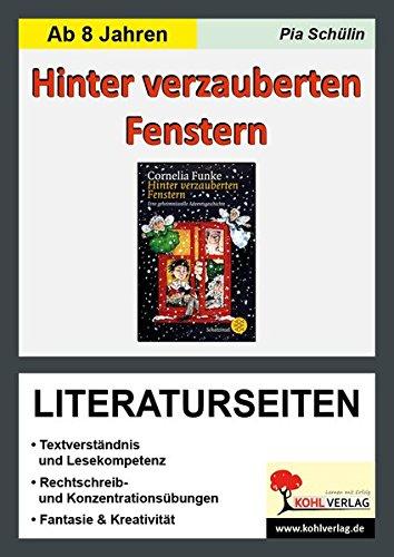 Hinter verzauberten Fenstern - Literaturseiten