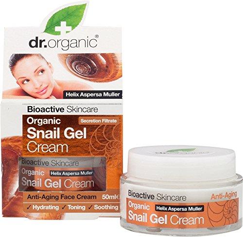 Dr.Organic Anti-Aging Gesichtscreme Helix Aspersa Muller 50 ml