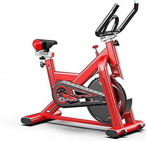 YLJYJ Bicicleta estática Bicicleta de Ciclismo para Interiores Bicicletas estáticas Bicicleta giratoria para Bicicleta de Cardio en casa Bicicleta de Entrenamiento
