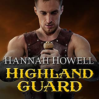 Highland Guard audiobook cover art