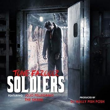Soldiers (feat. JoJo Pellegrino & the Shark)