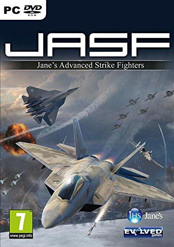 JASF : Jane's Advanced Strike Fighters [Edizione: Francia]