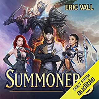 Page de couverture de Summoner 5