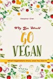 Why You Should Go Vegan: What Vegetarians Know, and You Don't!