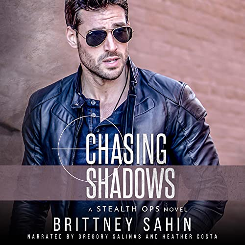 Chasing Shadows Audiobook By Brittney Sahin cover art