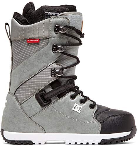 DC Mutiny Snowboard Boots Mens Sz 12 Grey