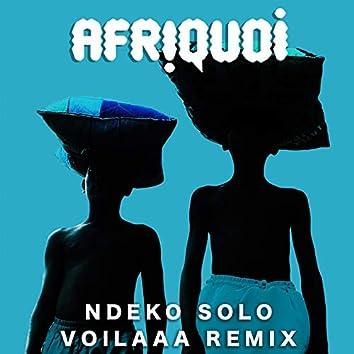 Ndeko Solo (Voilaaa Remix)