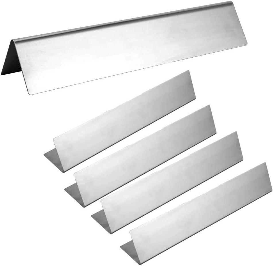 Oumefar BBQ Heat Max 49% OFF Boston Mall Plate Furnace Stan Hot Accessories Silver