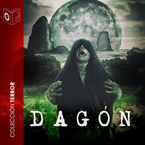 Dagon [Spanish Edition] audiobook cover art