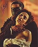 Phantom of The Opera - Gerard Butler & Emmy Rossum Autograph Signed 8 x 10 Photo