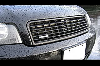 Badgeless Debadged Euro Front Sport Grill For Audi A4 S4 RS B6 Quattro S Line 02-05