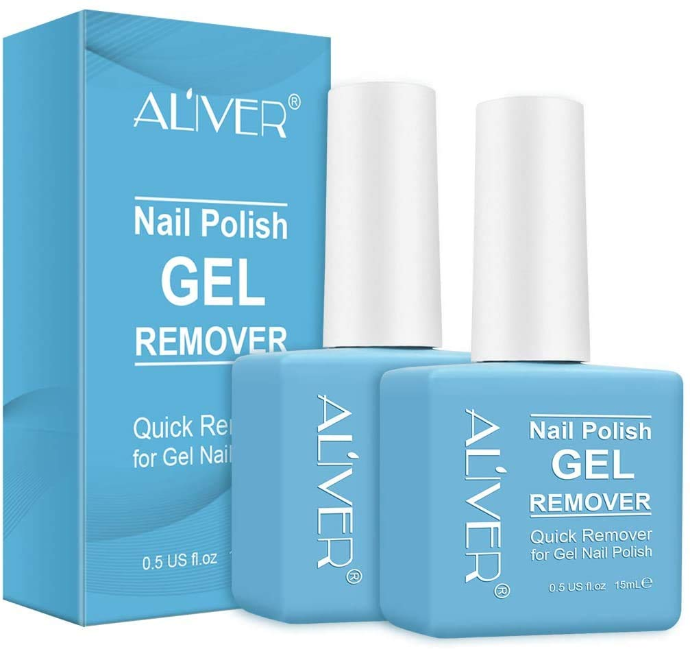Gel Nail Polish Remover -2 Limited time cheap sale Professional Max 68% OFF Remove Po Pack