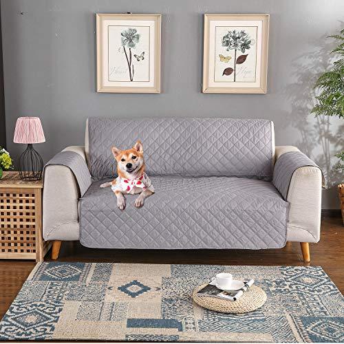 PETCUTE Sofabezug 3-Sitzer Sofabezug Sofas I...