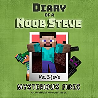 Mysterious Fires cover art
