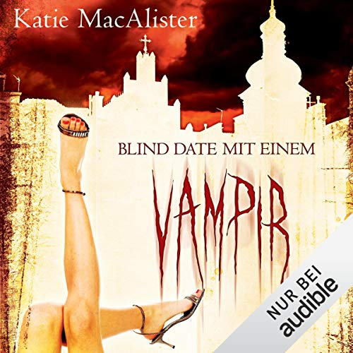 Blind Date mit einem Vampir audiobook cover art
