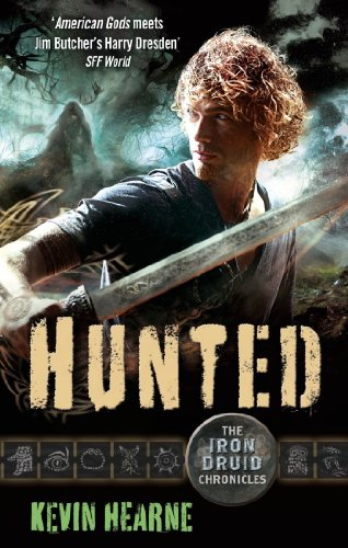 Hunted: The Iron Druid Chronicles (English Edition)