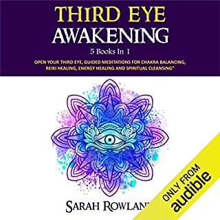 Third Eye Awakening: 5 in 1 Bundle cover art