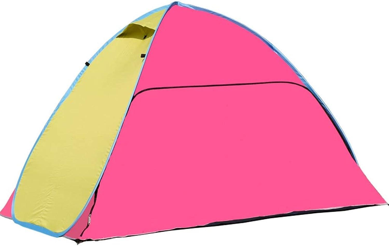 CATRP Marke Pop Up Zelt, Strandzelt Für Kinder Im Freien Anti-UV 50 Sonnenschutz Für Den Garten Camping, 3 Farben (Farbe   Gelb) B07PHYDMSC  Bestellungen sind willkommen