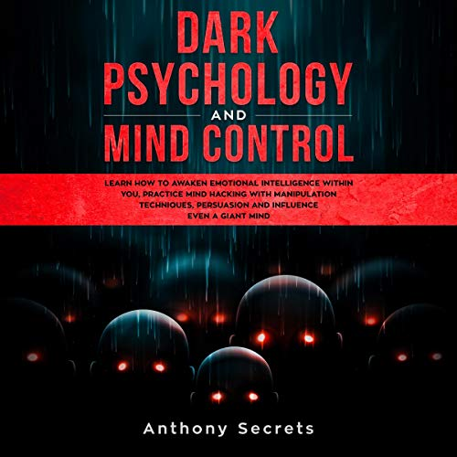 Couverture de Dark Psychology and Mind Control