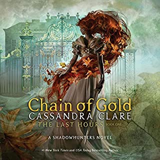 Chain of Gold audiobook cover art